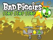 Bad Piggies: Стоп вертолёт