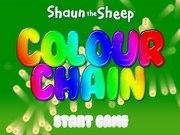 Баранчик Шон: Цветные кубики