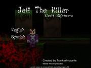 Игра Убийца Джефф из майнкрафт - IgryGame org