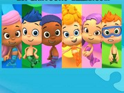 Онлайн игры для детей Гуппи и пузырики играть сейчас