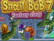 Улитка Боб 7: Фантастическая история о драконах